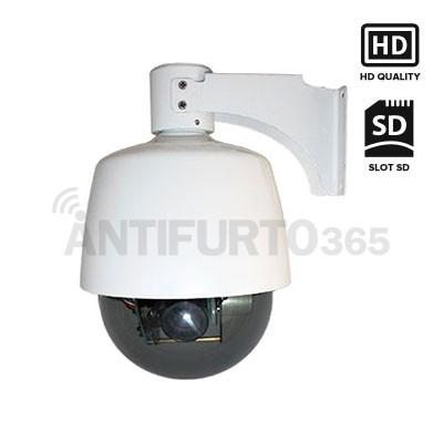 Telecamera ip senza fili da esterno camx 360 for Telecamere da esterno casa