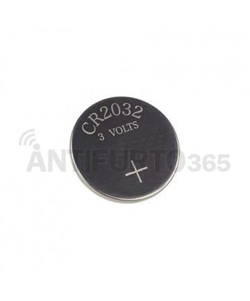 Batteria di ricambio 3V - CR2032
