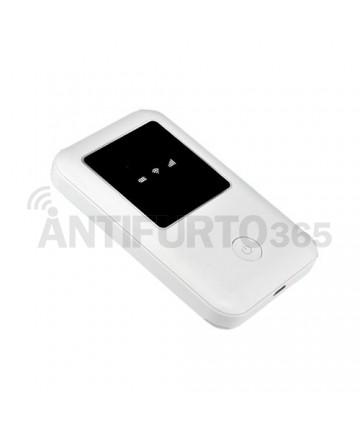 Router 3G/4G WiFi con SIM integrata e batteria