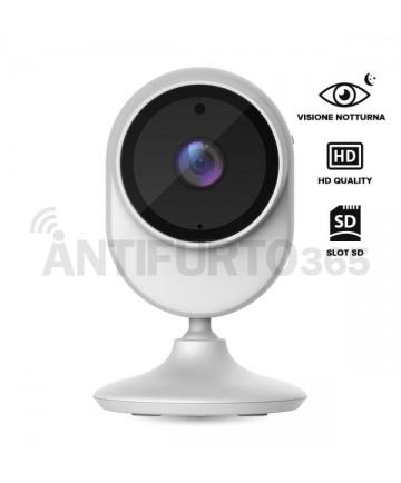 Telecamera IP senza fili da interno CAM-N, full HD 4.0, visione notturna