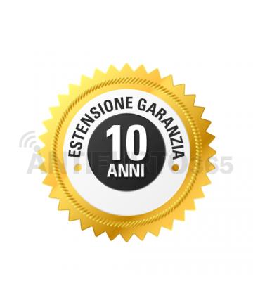 Estensione garanzia 10 anni