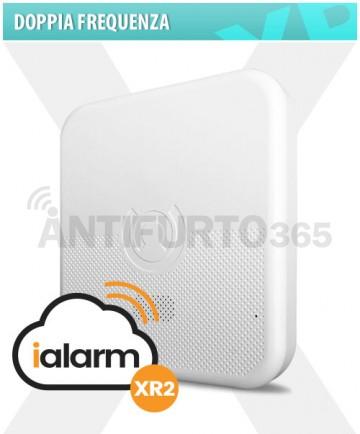 iALARM XR2 Doppia Frequenza WIFI INTERNET+gsm+sms