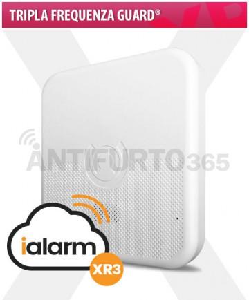 iALARM XR3, Tripla Frequenza Guard® WIFI INTERNET+gsm+sms