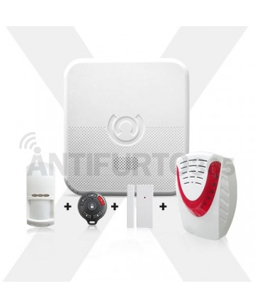 Kit Antifurto wireless Configurato