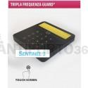 SENTINEL 3(64x), Tripla Frequenza Guard®, GSM+pstn+sms (nero)
