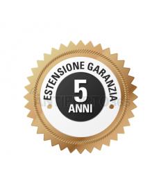 Estensione garanzia 5 anni