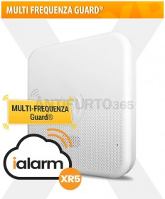 iALARM XR5, Multi Frequenza Guard® WIFI INTERNET+gsm+sms