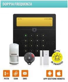 Kit SENTINEL 2(32x) Doppia Frequenza GSM+pstn+sms