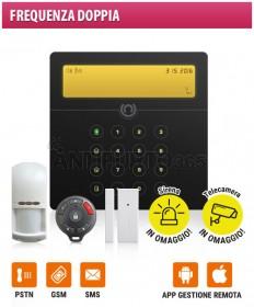 Kit Antifurto wireless senza fili Doppia Frequenza V‐SENTINEL 2 APP Kit