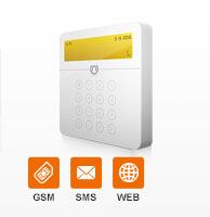 Centraline antifurto wireless senza fili e cablate - Antifurto casa 365 ...